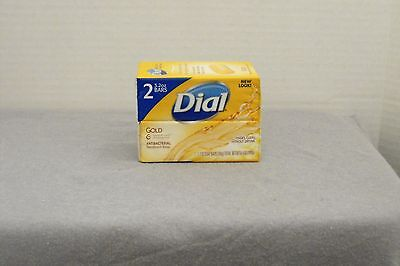 Dial 2 Pack Gold Soap