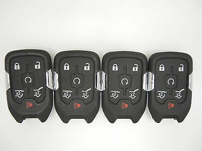 GM/GMC Smart Lot of 4 Remotes Keyless Entry Remote