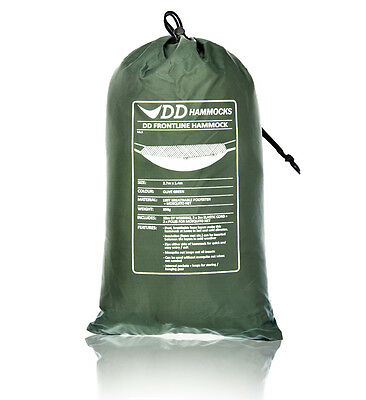 DD Frontline Hammock  Camping / Army / Bushcraft - Choice of Colour