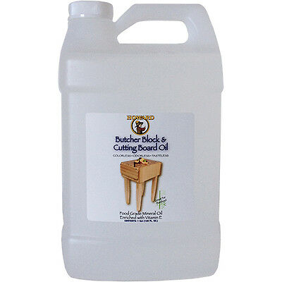 Howard Butcher Block Conditioner & Oil - 3.784ltr