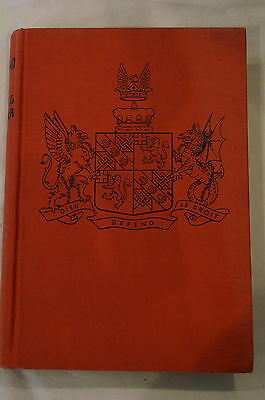 WW2 British Mr England Life Story of Winston Churchill PM Britain Reference Book