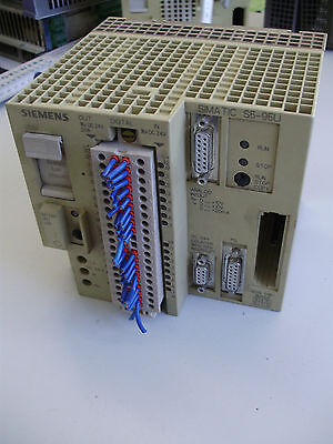 Siemens Simatic S5-95U 6ES 095-8MA03 Digital 16x In/output 24VDC SPS