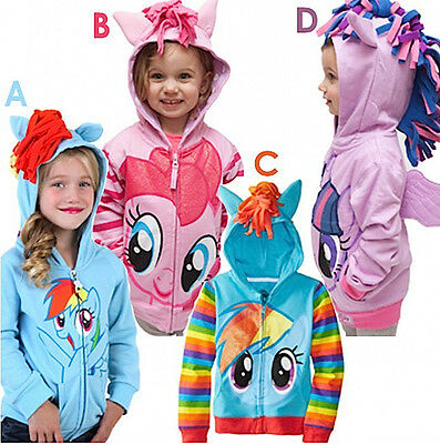 My Little Pony - Felpa bambina - Girl Hoodie -  A006101