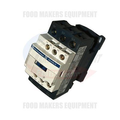 Lucks / VMI SM120 Contactor Low Speed 32 Amp 24 Volts Coil.