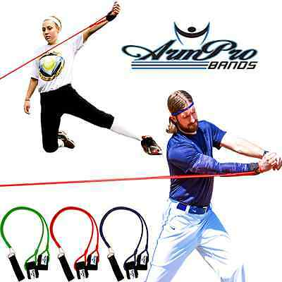 ArmPro Bands Resistance Training Tool for Softball and Baseball from Myosource