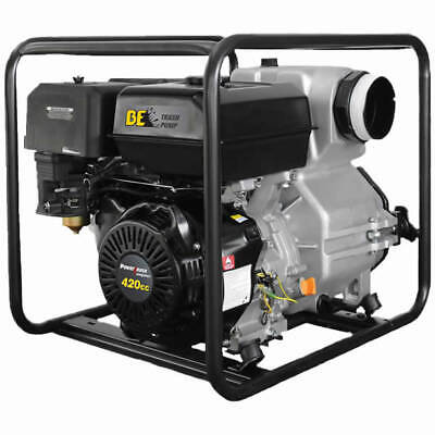 "BE TP-3015RM - 370 GPM (3"") Trash Pump"