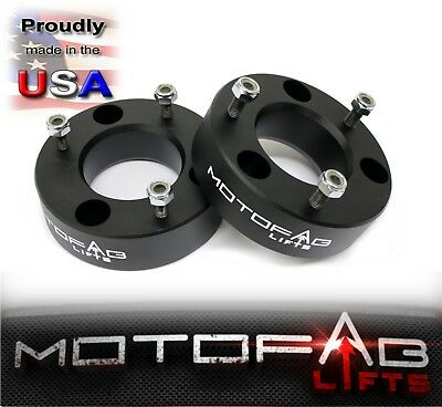 "2004-2019 Fits Nissan Titan Armada 2.5"" Front Leveling Lift Kit Billet USA MADE"