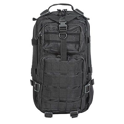 Voodoo Tactical Level III Assault Pack Hiking Hunting Camping Backpack MOLLE BLK