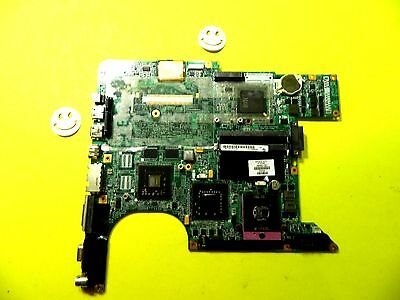 TESTED HP dv6000 INTEL Motherboard 460900-001 31AT3MB00B0 DA0AT3MB8F0 + CPU