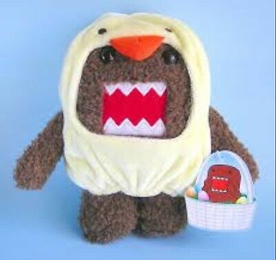 NEW - Domo Easter Chick 6.5in Small Plush