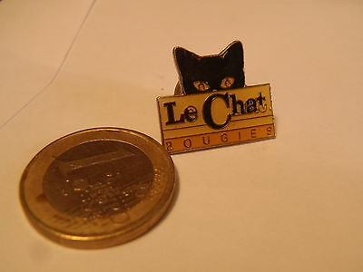 PIN'S le chat bougies