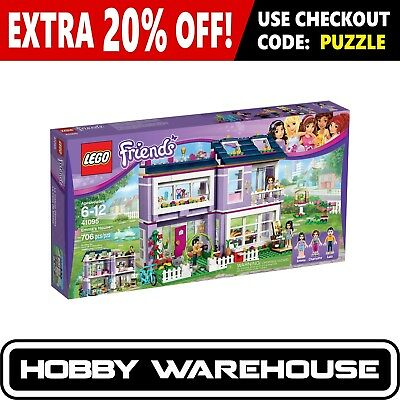 LEGO 41095 Friends Emma's House (BRAND NEW SEALED)