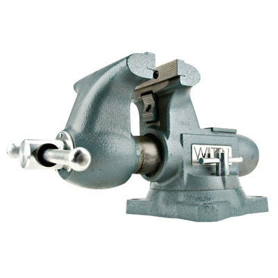 "Wilton 1765 6-1/2"" Tradesman Vise 63201 NEW"