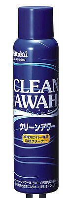 Clean Awah - Nittaku Foam Cleaner for Table Tennis Rubber (185ml)