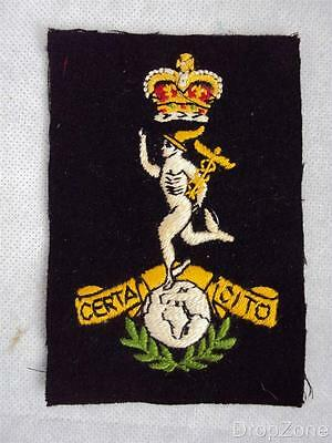 NEW Royal Corps of Signals Cloth Blazer Breast Badge / Patch