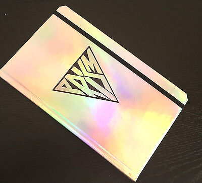 KATY PERRY IRIDESCENT PRISM BLANK JOURNAL EXCLUSIVE BRAND NEW CLAIRE'S!