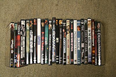 #5 Lot Of 25 Thriller/Drama On DVD~Good-LN Condition~Some Not Rated