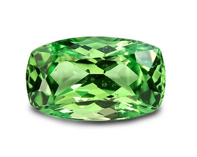 1.21 Carats Natural Merelani Mint Garnet Gemstone - Cushion