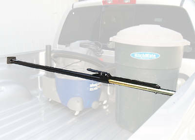 """HITCHMATE CARGO STABILIZER BAR 59""""-73"""" TRUCK BEDS 4016 USED FREE SHIPPING"""