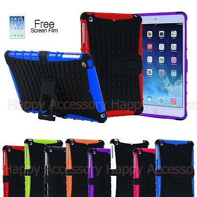 Shockproof Heavy Duty Case Cover for iPad 9.7 2017 2018 iPad Air Pro Mini 4,3,2