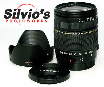 Tamron LD A061E 28-300 mm F/3.5-6.3 LD XR Aspherical IF AF Di Lens ForCANON NEW!