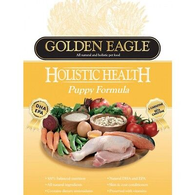 Golden Eagle Cane Holistic 12Kg Puppy - Gehp642