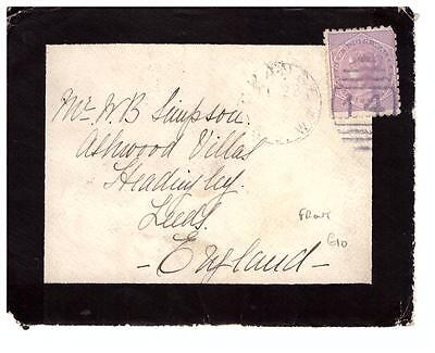 shop1011 Australia cover front with NSW stamp