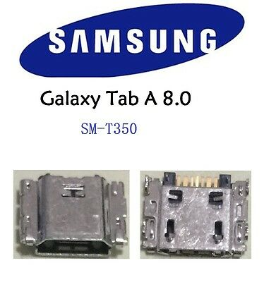 2X Charging Port Dock Connector USB Samsung Galaxy Tab A 8.0 T350N T355 SM-T350