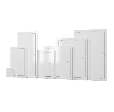Access Panel Inspection Revision Plastic Door Service Point Hatch All Sizes P