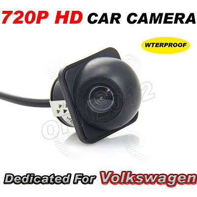 Car Reverse Back Off Rear View Camera Webcam Night Vision HD For VOLKSWAGEN VW