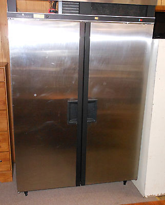 Manitowoc Model R2 Stainless Steel Commercial Reach In Refrigerator