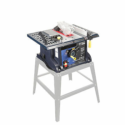 "New Heavy Duty Aluminum Shop Garage 10"" Inch 13 Amp Industrial Bench Table Saw"