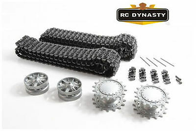 Mato High Quality Tank track Metal upgrade for 1/16 Scale KV-1 Tank