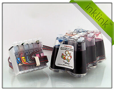 RIHAC CISS for Epson Artisan 1430 NEW CHIP Cartridges 81 81N 82 82N ink system