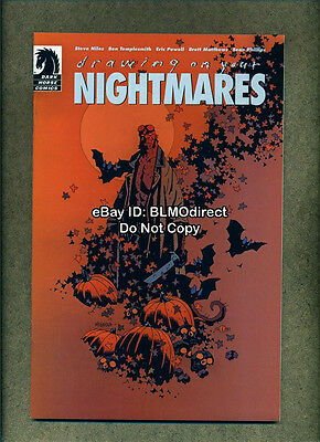 Drawing On Your Nightmares #1 RRP Variant Eric Powell Goon Mike Mignola Hellboy
