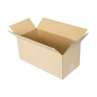 50 Regular Slotted 400x200x180mm Mailing Box Shipping Carton RSC* BX3 Size
