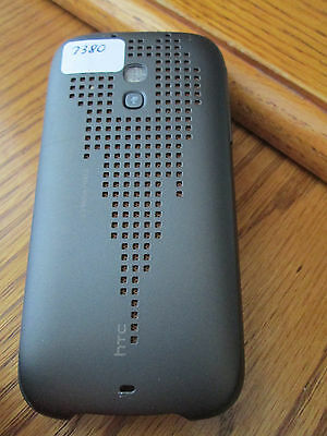 HTC Touch Pro 2 7380 Battery Back Cover OEM Grey Used