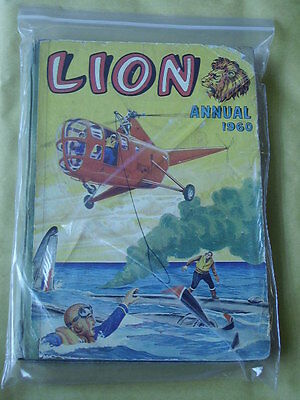 LION ANNUAL (1960) Good Condition