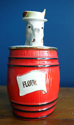 REGAL / Old MacDonald / Horse Flour Canister