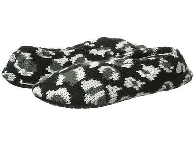 44b015202c Vans Off The Wall Slippin Slippers Womens Shoes Black Gray White Print New  NWT
