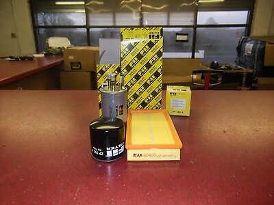 TRANSIT CONNECT SERVICE KIT 1,8 DIESEL OIL AIR FUEL FILTER   05-  NEW