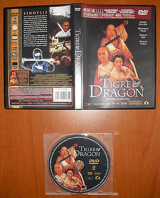 Tigre & Dragón (Crouching Tiger, Hidden Dragon) [DVD] Chow Yun Fat,Michelle Yeoh