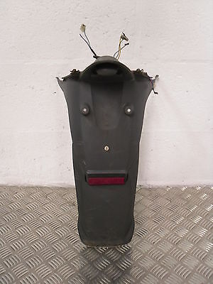 2002 Aprilia Leonardo 250 Rear number plate holder / mudgaurd