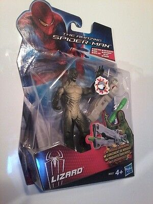"Marvel universe Lizard 4"" the amazing spider man"