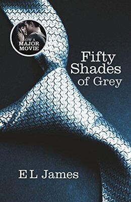 Fifty Shades of Grey: Book 1 of the Fifty Shades by E L James New Paperback Book