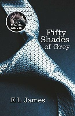 Fifty Shades of Grey - E L James - Brand New PB - BOOK:0099579936