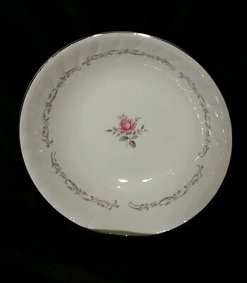 "Vintage Fine China Of Japan Royal Swirl 9"" Round Vegetable Bowl"