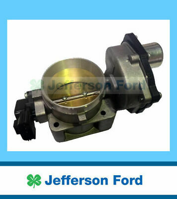 New Genuine Ford Ba Bf Falcon Sx Sy Territor 6Cyl Petrol Throttle Body Assembly