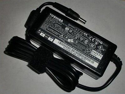Genuine Toshiba Satellite L355-S7831 laptop ac adapter charger power supply cord
