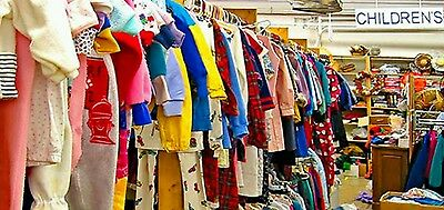20 PC Wholesale Children's Clothing Lot Boys Girls Resale Free Shipping!!